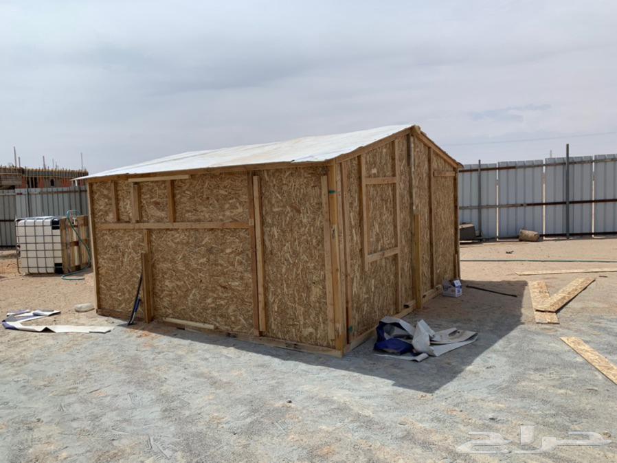 تخزين مخيمات